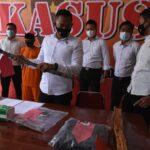 Terancam Penjara Seumur Hidup, Polres Serang Kota Bekuk Pelaku Pembunuhan