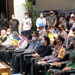 Di Merak, Kapolri dan Panglima Tinjau Pelaksanaan Operasi ketupat Maung 2021