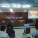 Kesbangpol Kabupaten Serang Gelar Sosialisasi Sinergitas Ormas dan Pemerintah