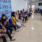 Biddokes Polda Banten Gelar Vaksinasi dan Periksa Kesehatan Berkala