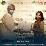 Kanwil BPN Banten dan PT BTN (Persero) Tbk, Jalin Kerjasama